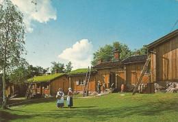 PR788 - POSTAL - TURKU ABO FINLAND - THE HANDICRAFT MUSEUM - HOUSES NO. 159 AND 160 - Finlandia