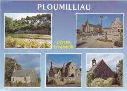 22  CÔTE D´ARMOR   PLOUMILLIAU Multi Vues - Autres Communes