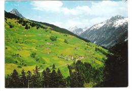 Österreich - Marul Im Grossen Walsertal - Vorarlberg - Kleinwalsertal