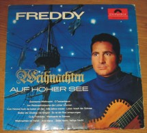 Disque 042 Vinyle 33 T  Freddy - Vinyl Records