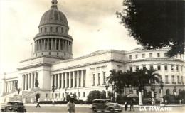 LA  HAVANE    CPA  PHOTO    LE  CAPITOLE  No3 - Cuba
