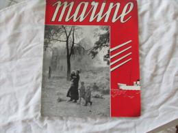 MARINE JOURNAL DE LA MARINE BELGE A LONDRE N5 MAI 1942 - Magazines & Papers