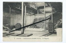 CPA - Dieppe - Etablissements ROBBE Frères - Un MAgasin - Dieppe