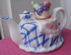 THEIERE En Céramique Contenance 25 Cl - Teapots