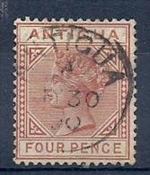 140019513   ANTIGUA  YVERT  Nº  16 - 1858-1960 Colonia Británica