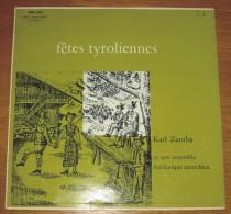 Disque 054 Vinyle 33 T Fêtes Tyroliennes - Autres