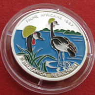 Congo 1000 Fr 1997 Birds - Congo (Repubblica Democratica 1998)