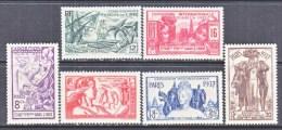 FRENCH INDIA  104-9    * - India (1892-1954)