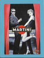 MARTINI Colabora Com EXPO' 98 - ADVERTISING - From PORTUGAL- 2 Scans - Publicidad