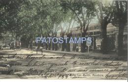 3995 ARGENTINA MENDOZA STREET CALLE SAN MARTIN  POSTAL POSTCARD - Argentinien