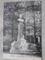 WWI  LILLE-- Le Monument Desrousseaux -  Handstamp AACHEN  5.12.1914 -Feldpost  D127670 - Weltkrieg 1914-18