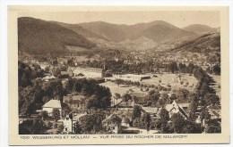 WESSERLING ET MOLLAU - N° 1000 - VUE PRISE DU ROCHER DE MALAKOFF - Autres Communes