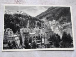 Austria  - Weltbad Gastein  Das Bad Der Ewigen Jugend --Salzburg 1939  Badgstein   D127705 - Bad Gastein