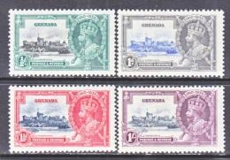 GRENADA  124-7   * - Grenada (...-1974)