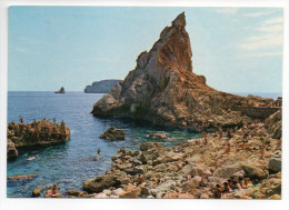 Espagne--ESTARTIT--1970--Islas Medas  (petite Animation) ,cpsm 15 X 10  N° 2086  éd Campana - Gerona