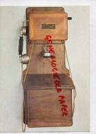 POSTE ET FACTEURS- TELEPHONE  POSTE APPLIQUE MARTY MURALE 1910 - Poste & Facteurs