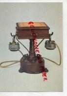 POSTE ET FACTEURS- TELEPHONE  POSTE  MOBILE MORS ABDANK 1889 - Poste & Facteurs