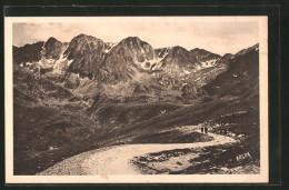 AK Carretera De Andorra, Circo De Font-Nègre De Donde Brota El Ariège En Varios Manantiales - Andorra