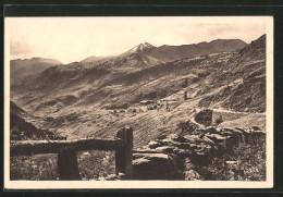 AK Soldeu, Vue Sur Le Village De Soldeu - Andorra