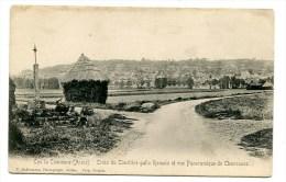 CPA 02 :  CYS  La Commune   Croix Du Cimetière +  Panorama   De Chavonnes   VOIR   DESCRIPTIF  §§§ - Frankrijk