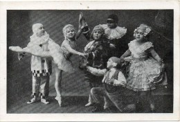 CIRQUE BARNUM 5 Juin 1932 Carte Photo - Cirque