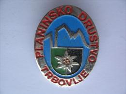 PLANINSKO DRUSTVO TRBOVLJE - Alpinism, Mountaineering
