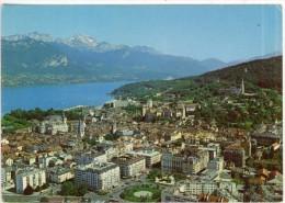 74 Annecy La Ville  Le Lac Et Ses Montagnes  N°G413 BE - Annecy