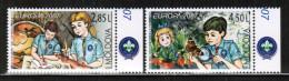 CEPT 2007 MD MI 582-83 MOLDOVA - Europa-CEPT