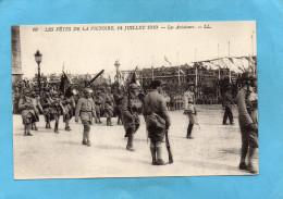 Guerre 14-18-1919 Défilé De La Victoire 14 Juillet--les Aviateurs-édition LL - Guerre 1914-18