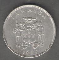 GIAMAICA 25 CENTS 1989 - Giamaica