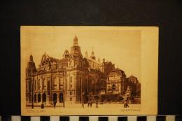 CP, ALLEMAGNE RHENANIE Du NORD WESTPHALIE KÖLN Opernhaus Ecrite En 1919 - Other