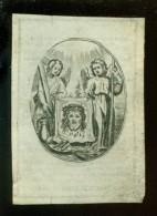 Doodsprentje ( 0570 )   Van Immerseel Gevlucht Bij Belegering Van Kasteel - Antwerpen Anvers  Oorderen  1832 - Obituary Notices