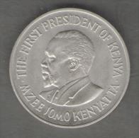 KENIA 1 SHILLING 1973 - Kenia