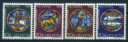 1968 Svizzera, Pro Patria , Serie Completa Nuova (**) - Pro Patria