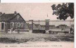 BEAUVAIS 604 HOPITAL TEMPORAIRE N° 14 (CASERNE SAINT JEAN ) LA GRILLE - Weltkrieg 1914-18