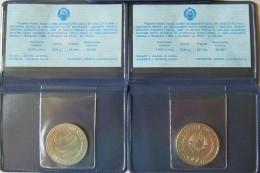 """Yugoslavia 5000 Dinars 1989 """"Non-aligned Summit"""" UNC KM# 135 - Joegoslavië"""