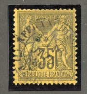 4937  France 1878  Yt.#93  (o)  Scott #94  Offers Welcome! - 1876-1898 Sage (Type II)
