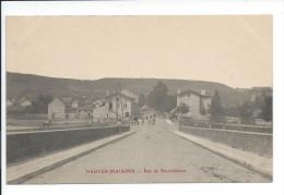 NEUVES-MAISONS - Rue De Neufchateau - Neuves Maisons