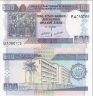 Burundi - 500 Francs 2009 UNC Ukr-OP - Burundi