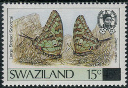 Swaziland 1990. Michel #580 MNH/Luxe. Butterflies. (TS20) - Swaziland (1968-...)