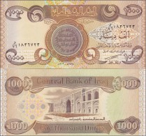 Iraq - 1000 Dinars 2003 UNC Ukr-OP - Iraq