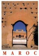 1 AK Marokko * Der El-Badi Palast In Marrakesch * - Marrakech