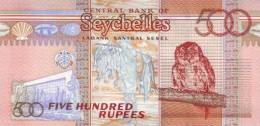 SEYCHELLES P. 45 500 R 2011 UNC - Seychelles