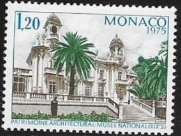 MONACO N° 1016  -  VILLA SAUBER -  NEUF  -  1975 - Mónaco
