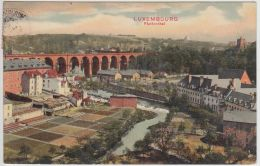 24724g  LUXEMBOURG - PFAFFENTHAL - 1912 - Luxemburg - Stad