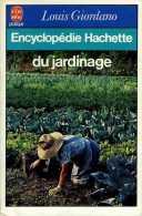 Encyclopédie Du Jardinage Par Louis Giordano (ISBN 2253033685 EAN 9782253033684) - Garden