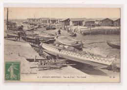 ( 33 ) GUJAN MESTRAS Le Canal Pinasses - Gujan-Mestras