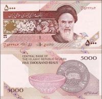 Iran - 5000 Rials 2013 UNC  Ukr-OP - Iran