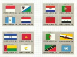 Nations Unies (NY) N°547 à 562 Neufs Avec Charnière Côte 21.60 Euros - Neufs