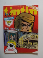 Journal TINTIN - Edition Belge.    1977.  N°11.    Couverture:   Tibet, Duchâteau, Dupa - Tintin